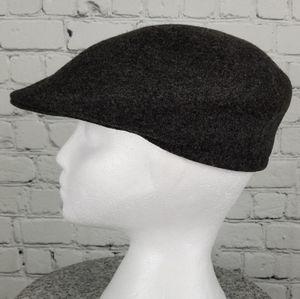 BROOKS | wool felt flat cap hat